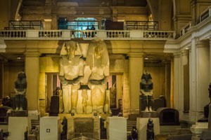 Egyptian Museum and Old Cairo tour