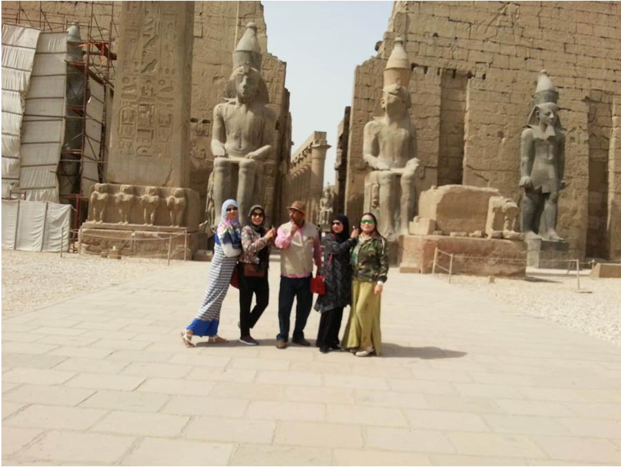 4 Days Cairo and Luxor package