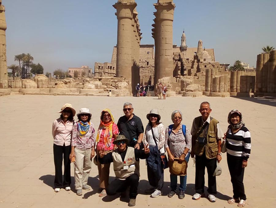 Luxor temple day trip