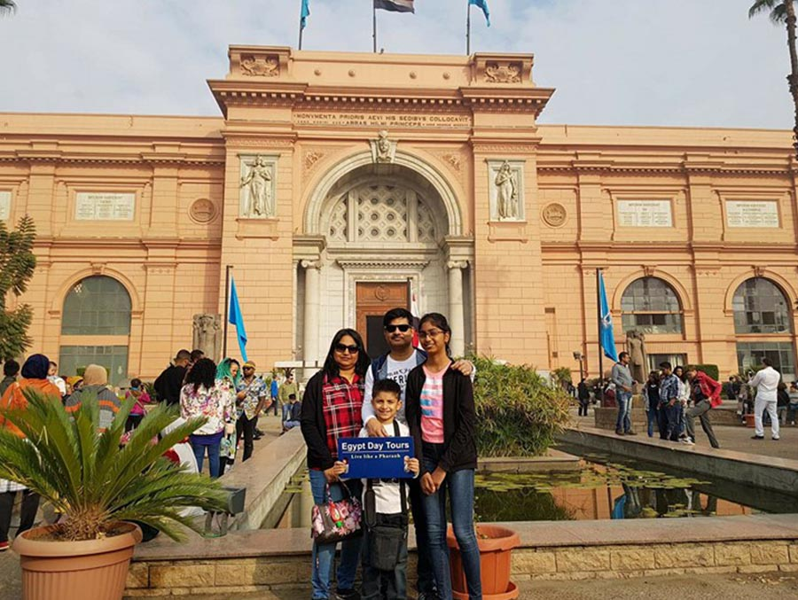 Egyptian Museum day trip