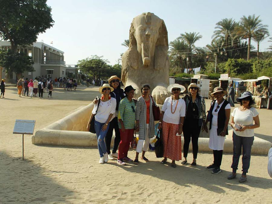 Cairo travel Group tour