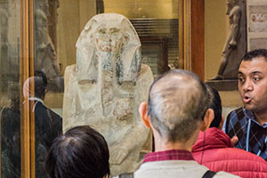 Egyptian Museum Half Day Tour