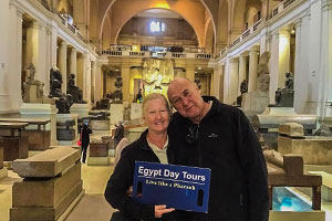 Cairo layover Tour - Egyptian Museum tour