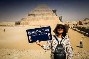 Sakkara , Memphis and Dahshur day trip