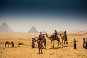 Camel Ride at Giza Pyramids Tour